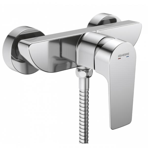 Củ sen tắm Genebre Model KORAL Bano 64110 32 45 66