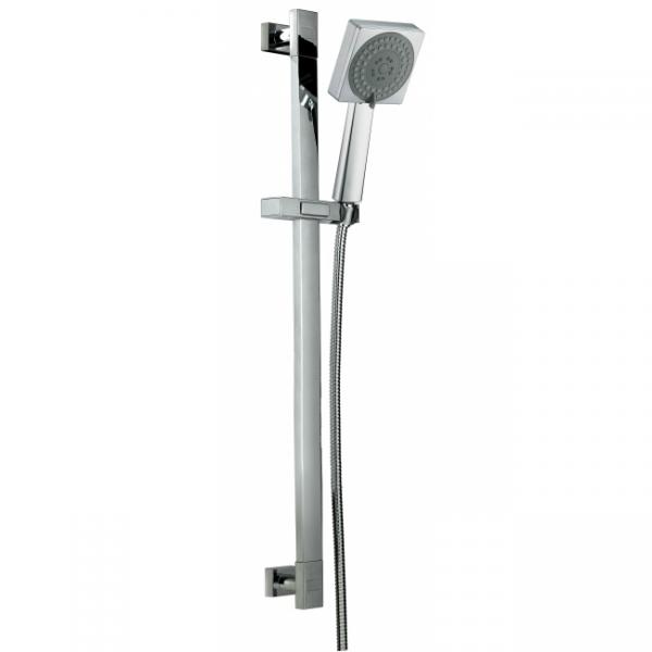 Bộ tay sen và thanh trượt sen tắm Genebre Model 1747 45